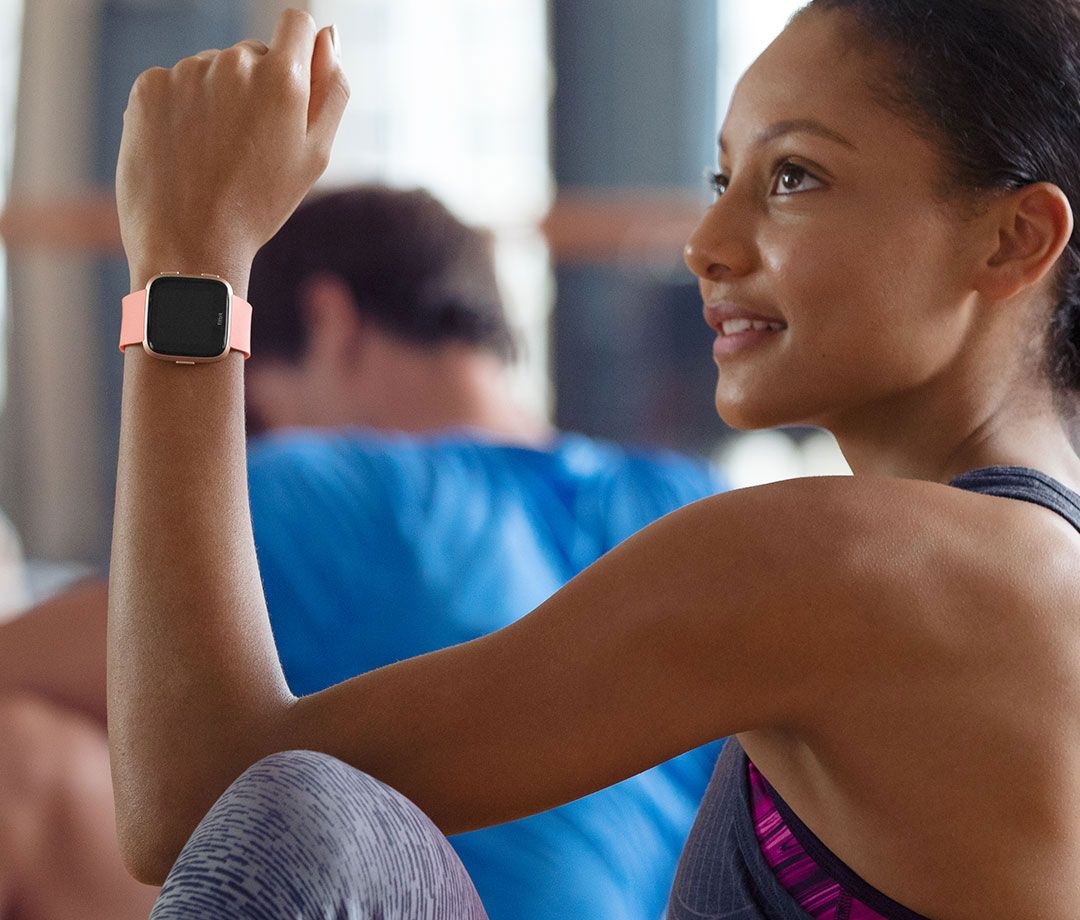 Enter To Win A Fitbit Versa