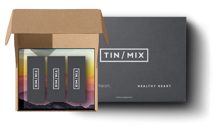 online contests, sweepstakes and giveaways - Win a Full Year Supply of TIN MIX Heart Health + $1,000 Cash!
