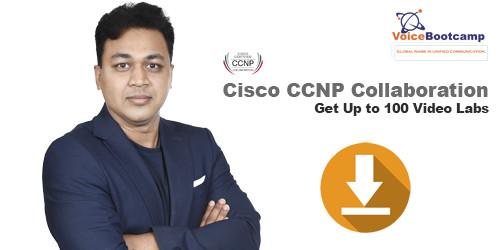 CCNP Collaboration Trial Ki - B
