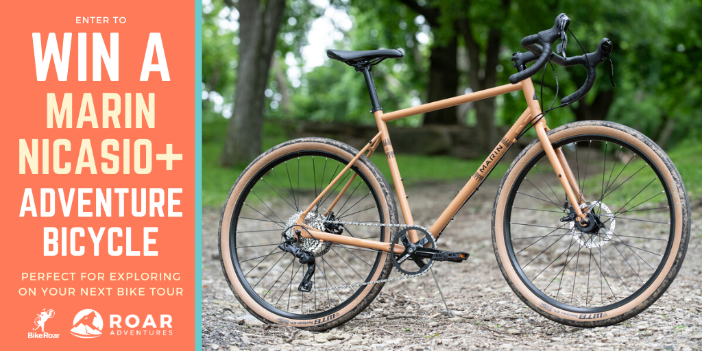 online contests, sweepstakes and giveaways - Win a Marin Nicasio+ Adventure Bike!