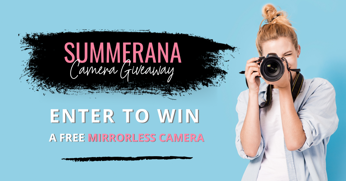 Summerana's Spring Camera Giveaway!