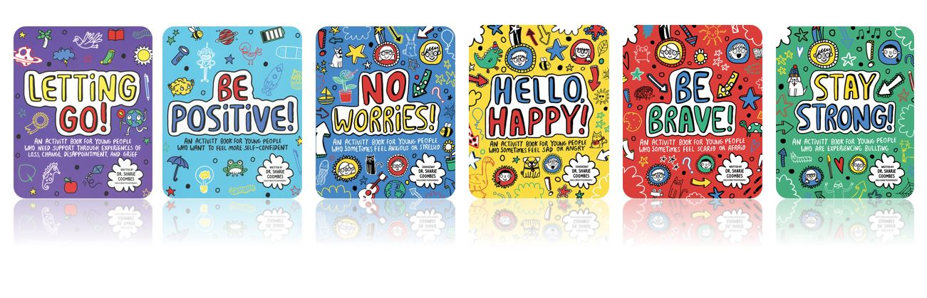 Social Emotional Learning Children's Books Giveaway