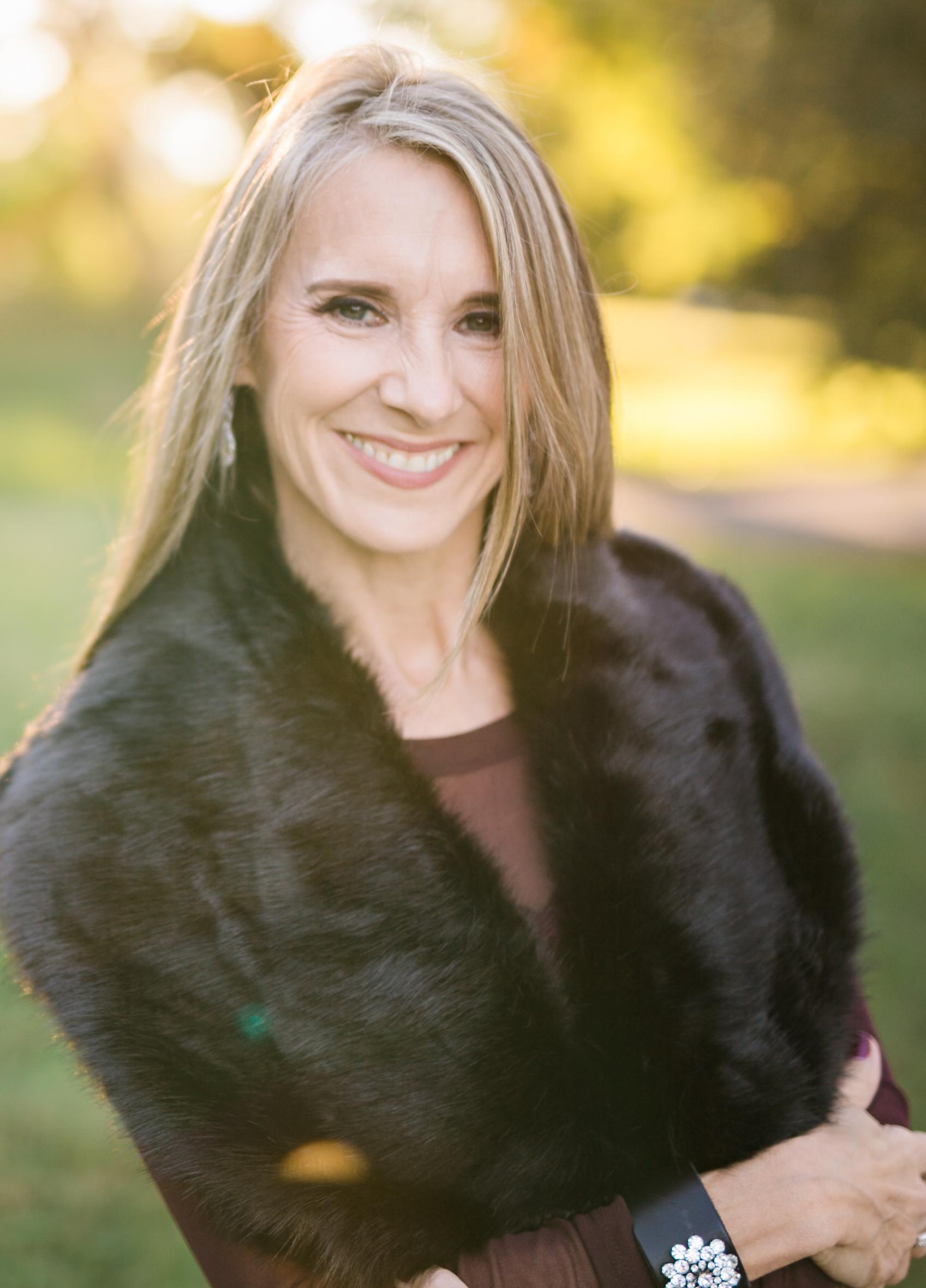 Patty Houser, author